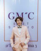 GMC STYLE ตัดสูท เสื้อเชิ้ต Prince Of Zodiac The Reality สูทสีชมพู6