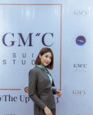 GMC STYLE ตัดสูท เสื้อเชิ้ต Prince Of Zodiac The Reality สูท+กระโปรงผู้หญิง สีเทาฟ้า10
