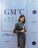 GMC STYLE ตัดสูท เสื้อเชิ้ต Prince Of Zodiac The Reality สูท+กระโปรงผู้หญิง สีเทาฟ้า11