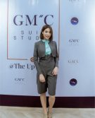 GMC STYLE ตัดสูท เสื้อเชิ้ต Prince Of Zodiac The Reality สูท+กระโปรงผู้หญิง สีเทาฟ้า5