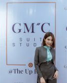 GMC STYLE ตัดสูท เสื้อเชิ้ต Prince Of Zodiac The Reality สูท+กระโปรงผู้หญิง สีเทาฟ้า7