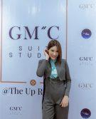 GMC STYLE ตัดสูท เสื้อเชิ้ต Prince Of Zodiac The Reality สูท+กระโปรงผู้หญิง สีเทาฟ้า9